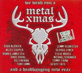 Metal Xmas - (Import CD)