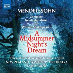 Mendelssohn:midsummer Night's - A Midsummer Night's Dream (CD)