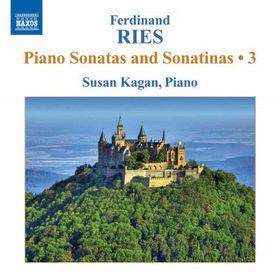 Cd - Piano Sonatas - Vol.3 (CD)