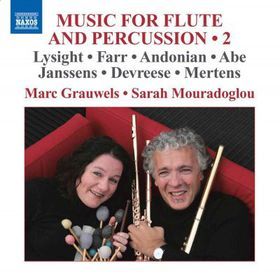 Cd - Music For Flute And Percussion - Vol.2 (CD)