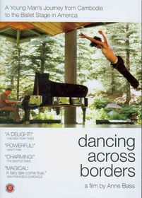 Dancing Across Borders - (Region 1 Import DVD)
