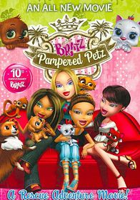 Bratz Pampered Petz - (Region 1 Import DVD)