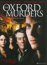 Oxford Murders - (Region 1 Import DVD)