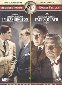Sherlock Holmes:Faces Death/Sherlock - (Region 1 Import DVD)