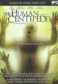 Human Centipede - (Region 1 Import DVD)