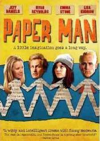 Paper Man - (Region 1 Import DVD)