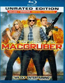 Macgruber - (Region A Import Blu-ray Disc)