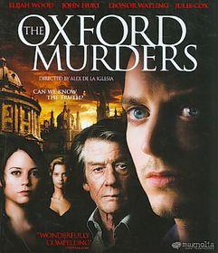 Oxford Murders - (Region A Import Blu-ray Disc)