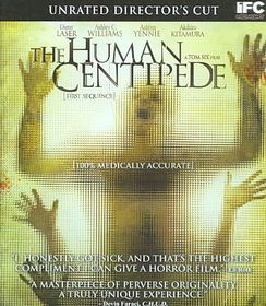 Human Centipede - (Region A Import Blu-ray Disc)