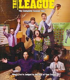 League Season 1 - (Region A Import Blu-ray Disc)