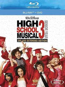 High School Musical 3:Senior Year - (Region A Import Blu-ray Disc)