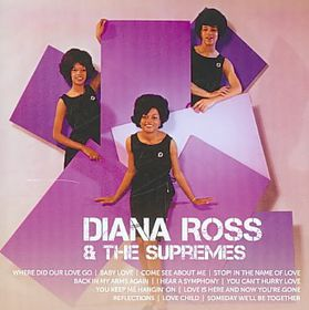diana Ross & The Supremes - Icon (CD)