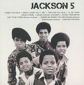 jackson 5 - Icon (CD)