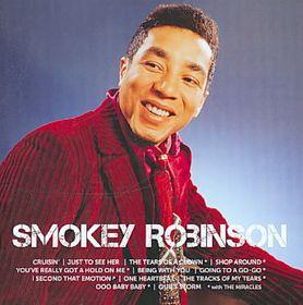 Smokey Robinson - Icon (CD)