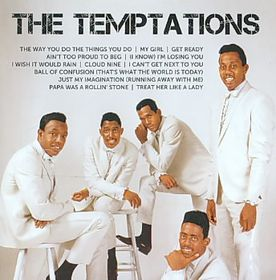 the Temptations - Icon (CD)