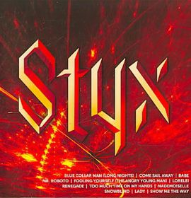 styx - Icon (CD)