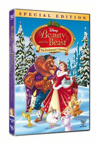 Beauty and the Beast: Belle's Enchanted Christmas (DVD)