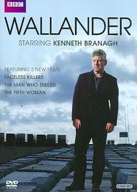 Wallander:Faceless Killers/Man Who Sm - (Region 1 Import DVD)
