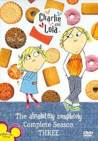 Charlie & Lola:Complete Season Three - (Region 1 Import DVD)