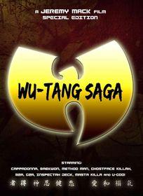Wu Tang Saga - (Region 1 Import DVD)