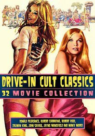 Drive in Cult Classic Collection:32 M - (Region 1 Import DVD)