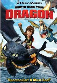 How to Train Your Dragon - (Region 1 Import DVD)