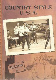 Country Style Season 2 - (Region 1 Import DVD)