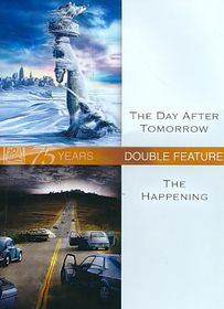 Day After Tomorrow/Happening - (Region 1 Import DVD)