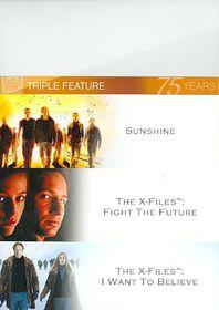 Strange Days/X Files/X Files 2 - (Region 1 Import DVD)