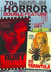 Ruby/Kiss of the Tarantula - (Region 1 Import DVD)