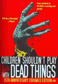 Children Shouldn't Play with 35th Ann - (Region 1 Import DVD)