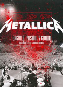 Orgullo Pasion Y Gloria:3 Nights in M - (Region 1 Import DVD)