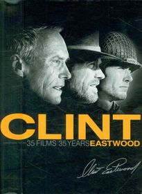 Clint Eastwood:35 Films 35 Years - (Region 1 Import DVD)