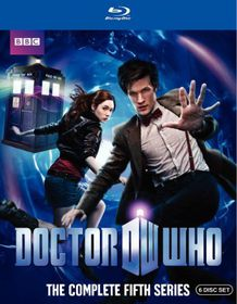 Doctor Who:Complete Fifth Season - (Region A Import Blu-ray Disc)