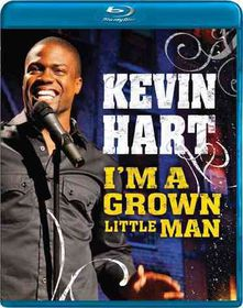 I'm a Grown Little Man - (Region A Import Blu-ray Disc)