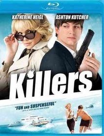 Killers - (Region A Import Blu-ray Disc)