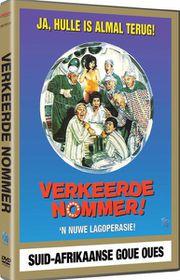 Verkeerde Nommer (DVD)
