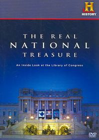 Real National Treasure - (Region 1 Import DVD)