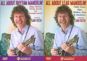 All About Rhythm and Lead Mandolin - (Region 1 Import DVD)