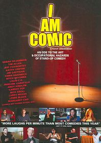 I Am Comic - (Region 1 Import DVD)
