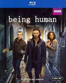 Being Human:Season Two - (Region A Import Blu-ray Disc)