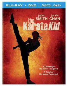 Karate Kid (2010) - (Region A Import Blu-ray Disc)