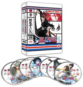 Bleach: Complete Series 4 - (Import DVD)