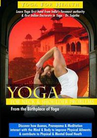Yoga for Neck and Shoulder Problems - (Import DVD)