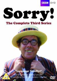 Sorry!: Series 3 - (Import DVD)