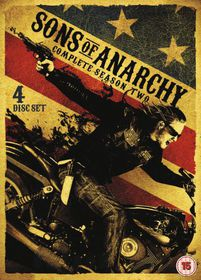 Sons of Anarchy - Season 2 - (Australia parallel import)