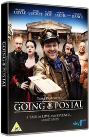 Going Postal - (Import DVD)