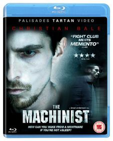 Machinist, The - (Import Blu-Ray Disc)