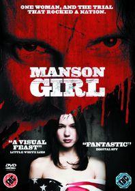 Manson Girl - (Import DVD)