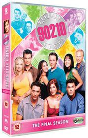 Beverly Hills 90210: Season 10 - (Import DVD)